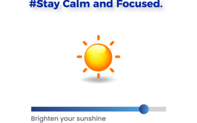 Stay Calm and Focused