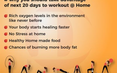 Take advantage of the next 20 days to workout #Day02